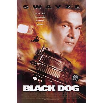 Black Dog Movie Poster Print (27 x 40)