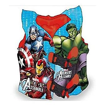 Saica vest Avengers (Outdoor , Pool And Water Games , Cuffs And Floats)