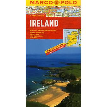 Ireland Marco Polo Map by Marco Polo