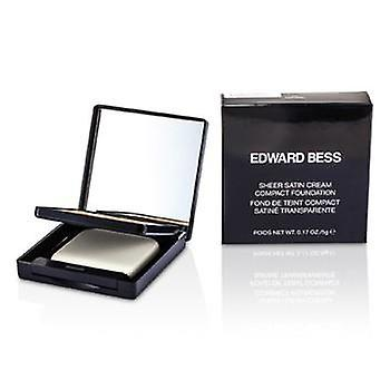 Edward Bess Sheer Satin Cream Compact Foundation - #05 Natural - 5g/0.17oz