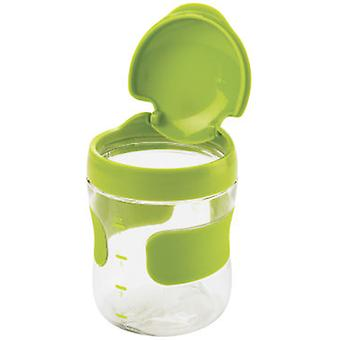 Oxo-Tot Snack pot (200 ml.) Green (Home , Babies and Children , Eat , Kitchenware)
