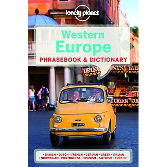 Lonely Planet Western Europe Phrasebook & Dictionary (Lonely Planet Phrasebook and Dictionary) (Paperback) by Lonely Planet