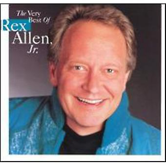 Rex Allen Jr. - Very Best of Rex Allen Jr. [CD] USA import