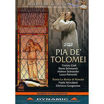 G. Donizetti - Pia De Tolomei [DVD] USA import