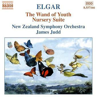 E. Elgar - Elgar: The Wand of Youth; Nursery Suite [CD] USA import