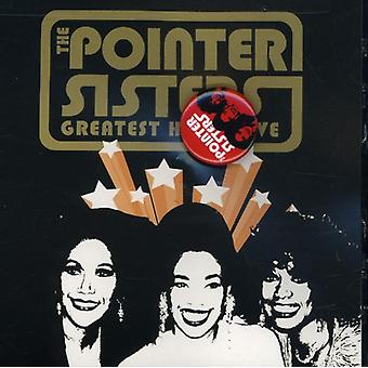 Pointer Sisters - Ultimate Soul Divas [CD] USA import