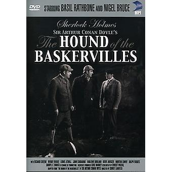 Sherlock Holmes: Segugio dell'importazione Baskerville (1939) [DVD] Stati Uniti d'America
