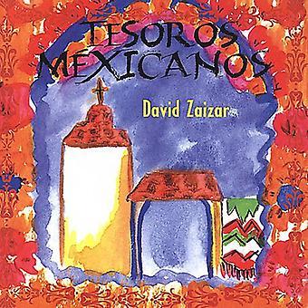 David Zaizar - importación de Estados Unidos Tesoros Mexicanos [CD]