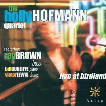 Holly Hofmann - Live på Birdland [CD] USA import