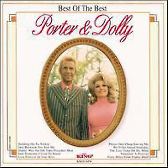 Wagoner/Parton - Best of the Best-Porter & Doll [CD] USA import