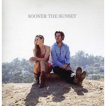 Sooner the Sunset - Sooner the Sunset [CD] USA import