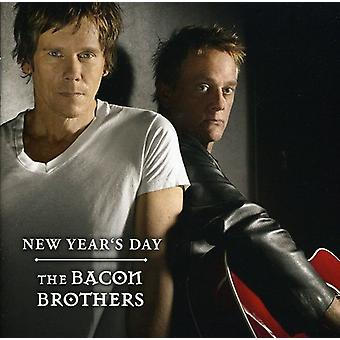 Bacon Brothers - New Year's Day [CD] USA import