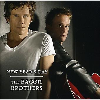 Bacon brødre - New Year's Day [CD] USA importerer