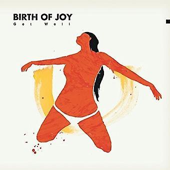 Fødslen af glæde - Get godt [Vinyl] USA import