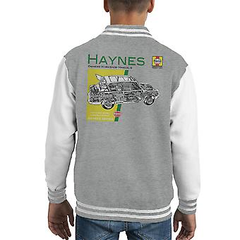 Haynes Owners Workshop Manual Hillman Imp Sport Kid's Varsity Jacket