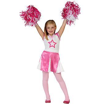 Children's costumes  Cheerleader costume child 5-6 years