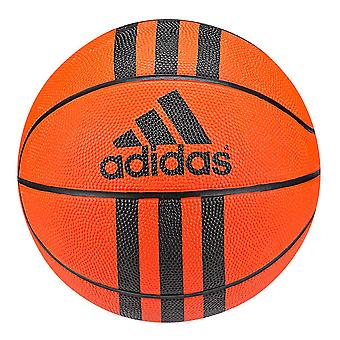 ADIDAS 3 stripe Mini basketball-Size 3