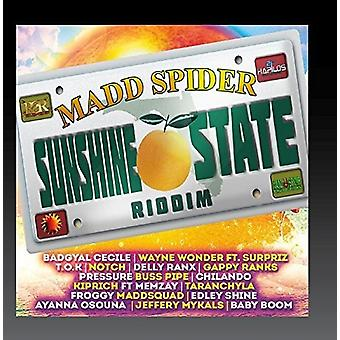 Various Artist - Sunshine State Riddim [CD] USA import