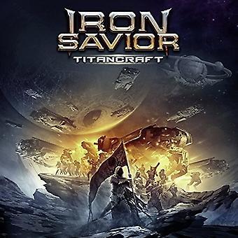 Iron Savior - Titancraft [Ltd. Edition Digipak] [CD] USA importare