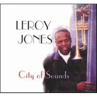 Leroy Jones - by af lyde [CD] USA import