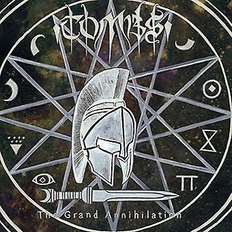 Tombs - Grand Annihilation [CD] USA import