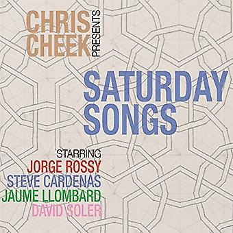 Chris Cheek - lørdag sange [CD] USA import