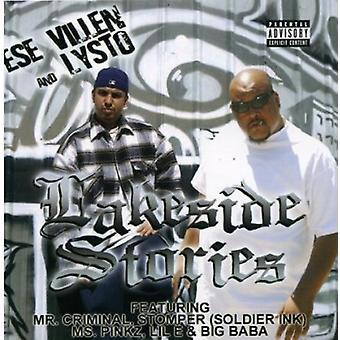 ESE Villen & Lysto - Lakeside fortællinger [CD] USA import