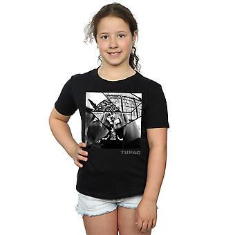 2Pac Girls Broken Up T-Shirt