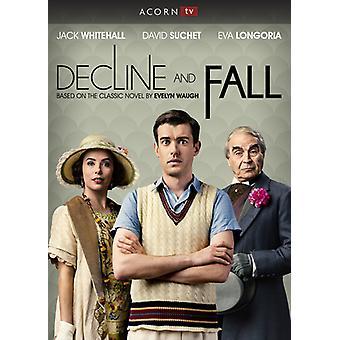 Decadencia y caída [DVD] los E.e.u.u. la importación