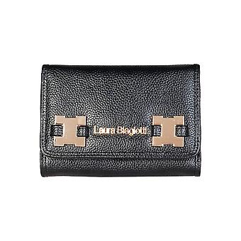 Laura Wallets Women Black