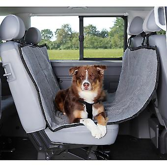 Trixie Dog Car Seat With Fur Effect