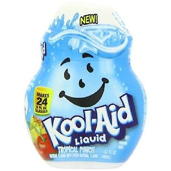Kool-Aid Tropical Punch Flavor Enhancer Liquid Drink Mix