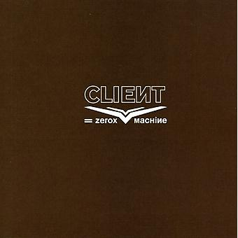 Client - Zerox Machine USA import