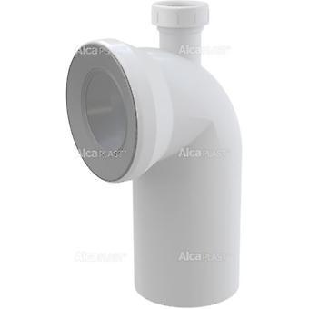 Schwenken Sie Anschluss für WC-mit 40mm Comp Inlet 110mm Push-Fit / Lösungsmittel Kupplung A90-90 P40