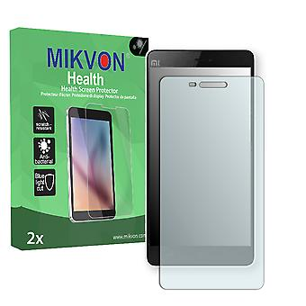 Xiaomi Mi4c Screen Protector - Mikvon Health (Retail Package with accessories)