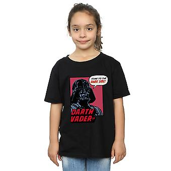 Star Wars Girls Come to the Dark Side T-Shirt