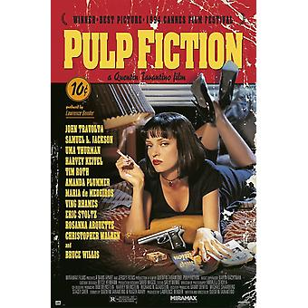 Pulp Fiction plakat plakat Print