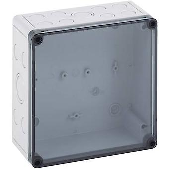 Build-in casing 180 x 110 x 111 Polycarbonate (PC), Polystyrene (EPS) Light g
