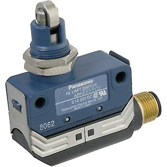 Limit switch 125 V AC 0.1 A Tappet momentary Panas