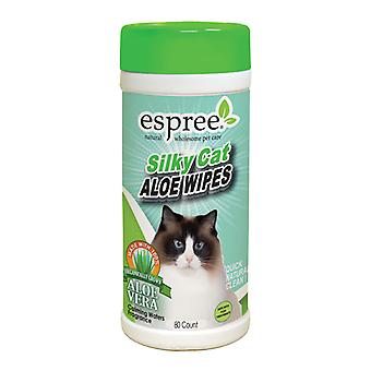 Espree Silky Cat Wipes Pack 50
