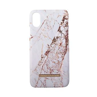GEAR Mobilskal Onsala Collection White Rhino Marble iPhoneX