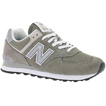 New balance ML574 sneaker sneakers mens grey leather