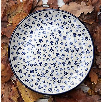Lunch plate ø 25.5 cm, 12 - tradition polacco ceramica - BSN 1465