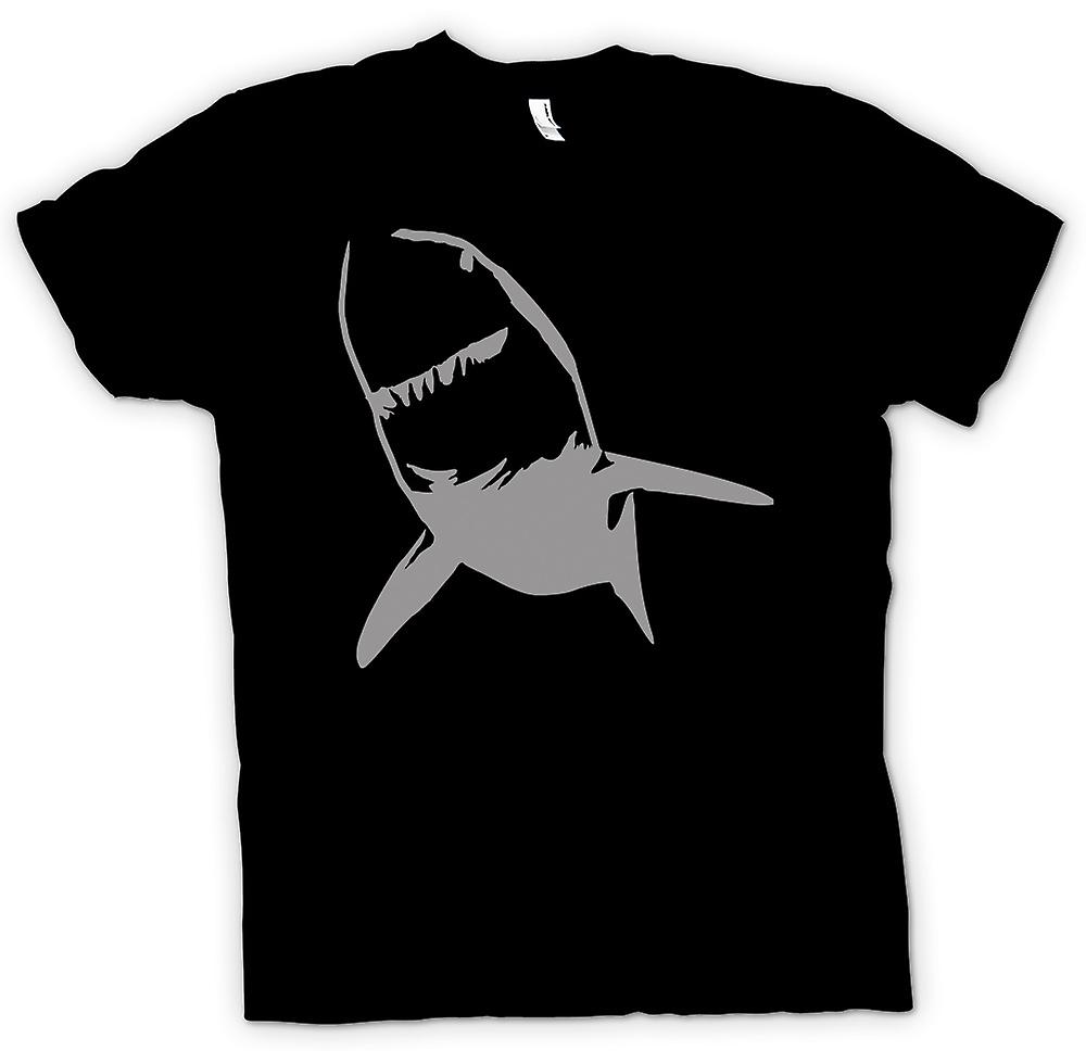 Kids T-shirt - Great White Shark Killer