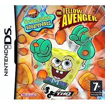 SpongeBob Schwammkopf der gelbe Rächer (Nintendo DS)