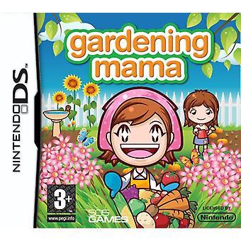 Tuinieren Mama (Nintendo DS)