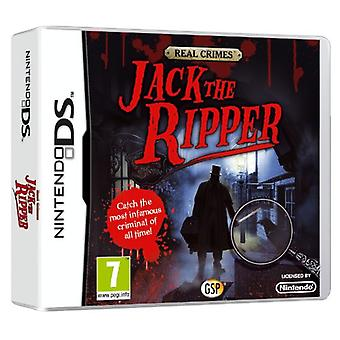 Real Crimes Jack the Ripper (Nintendo DS)
