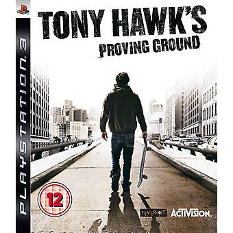 Tony Hawks Proving Ground (PS3)