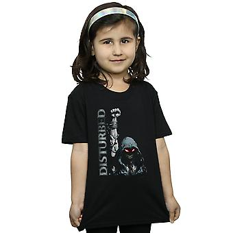 Disturbed Girls Up Yer Military T-Shirt