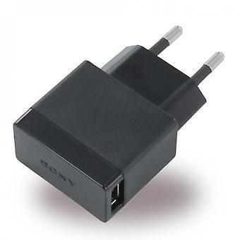 Sony mobil EP-880 PSU 1500mAh, micro USB-data kabel sort